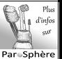 Plus d'informations sur le site ParoSphère