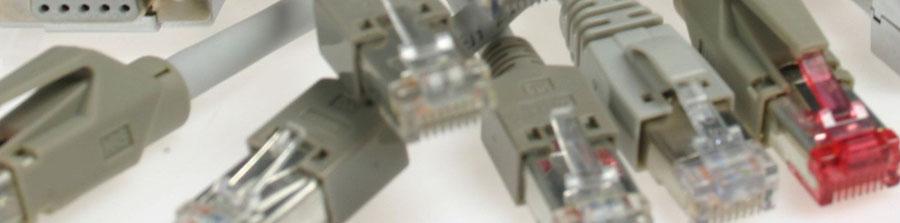 RJ45-Patchkabel, S/FTP, Kat. 6A, Kat. 6, Twisted Pair