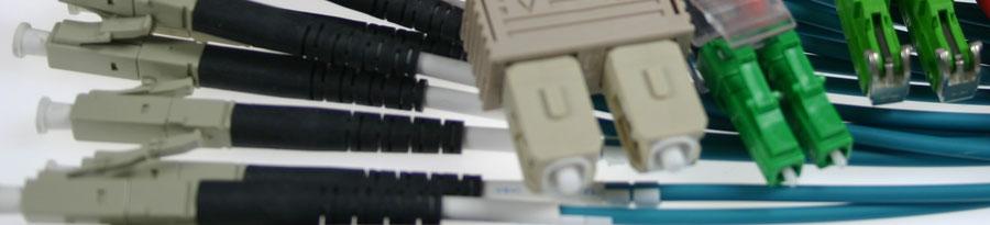 LWL-Patchkabel für die Netzwerktechnik