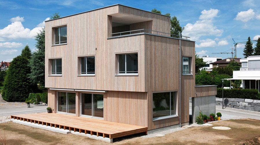 Wohnhaus oberkirch andreas kohne architekt z rich - Architekt oberkirch ...