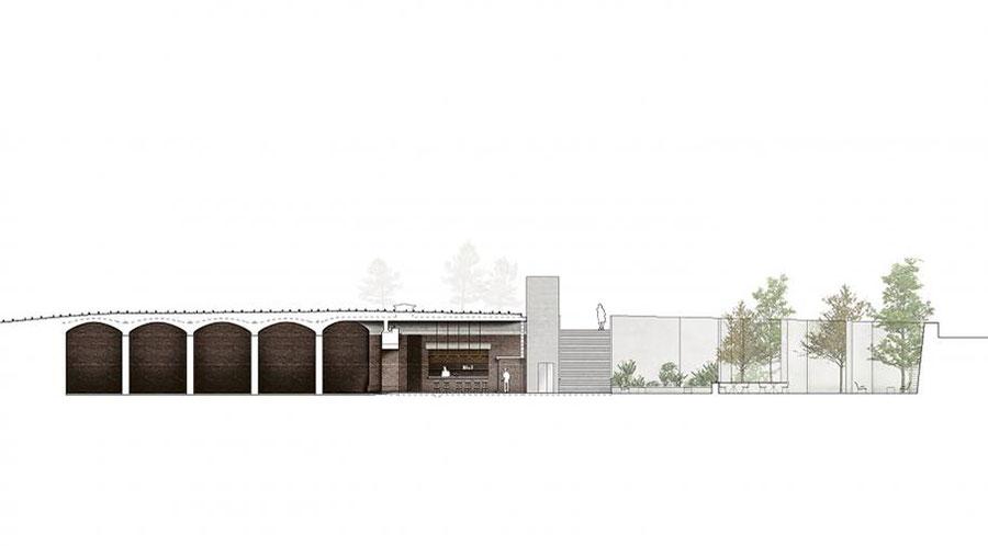 Projektwettbewerb, Hochschulgebiet Zürich Zentrum «Pavillon im Park»