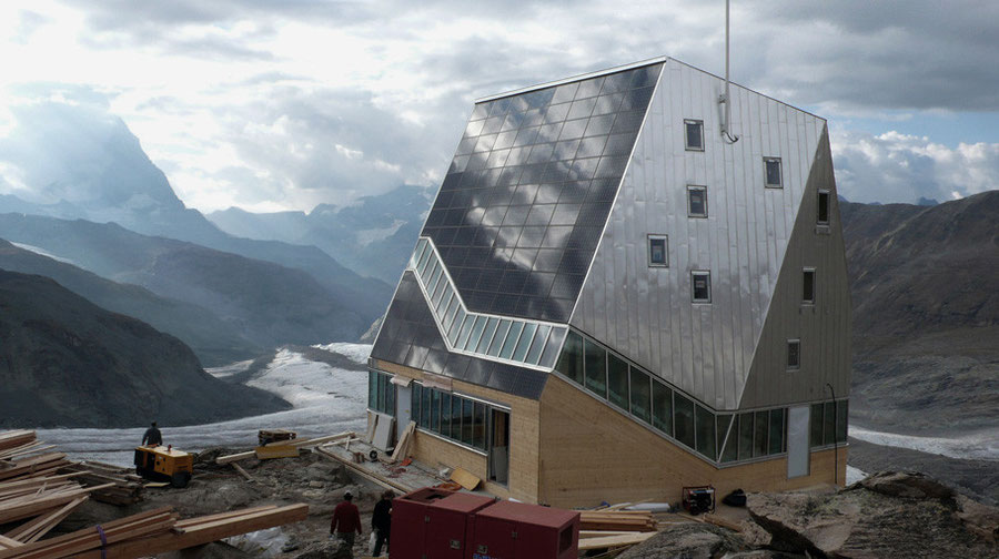 Neue Monte Rosa-Hütte, Kohne Andreas