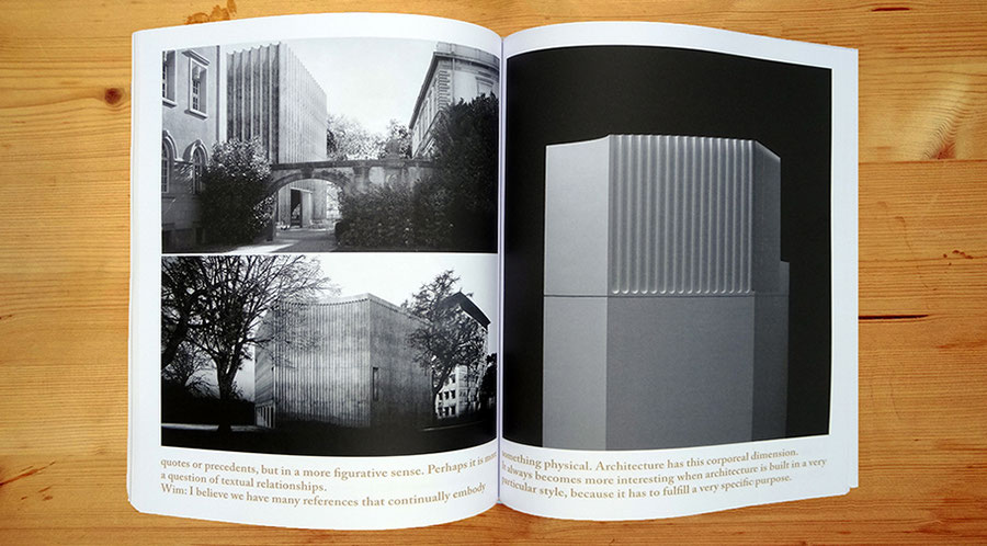 Andreas Kohne, Andrea Wiegelmann, E2A Monograph, Indexnewspaper