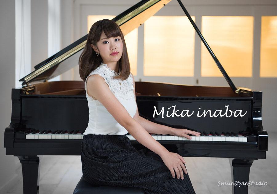 jazz pianist Mika inaba