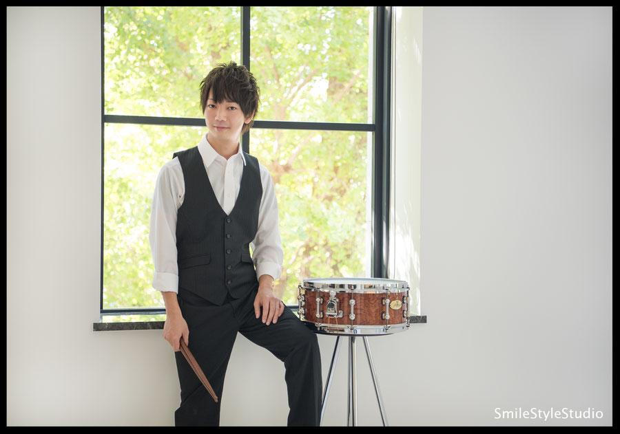打楽器奏者