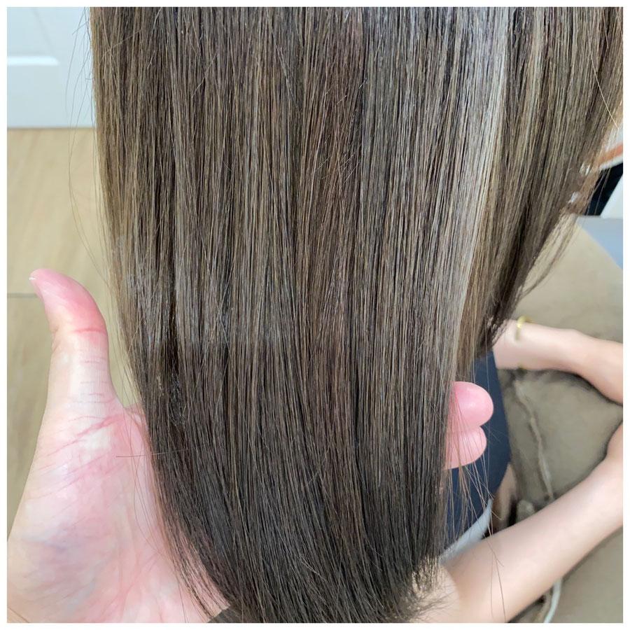 髪のダメージ改善美容室ロリポップ/ヘアケア画像