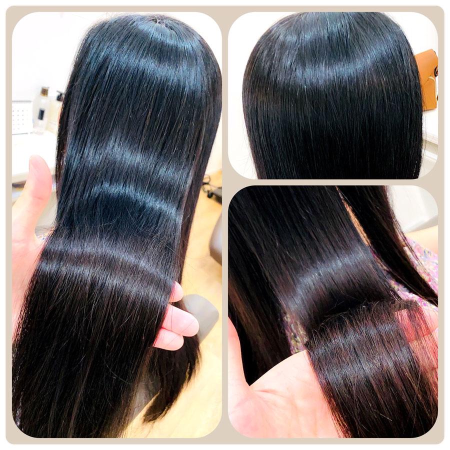 高崎市での髪質改善美容室ロリポップ