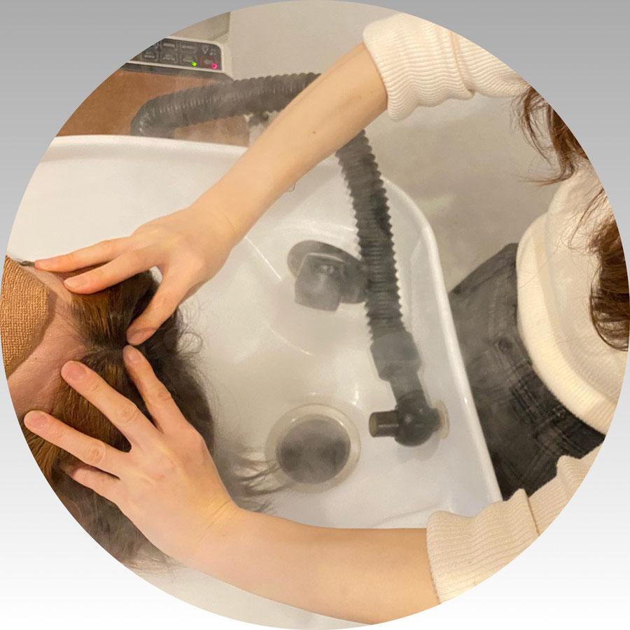 ヘッドスパ、ヘアエステ/群馬県高崎市で人気の髪質改善美容室ロリポップ