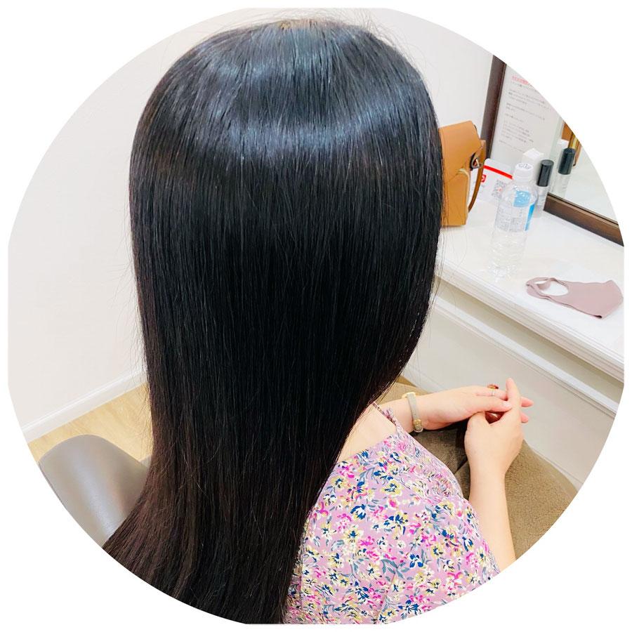 群馬県高崎市で人気の髪質改善美容室ロリポップ
