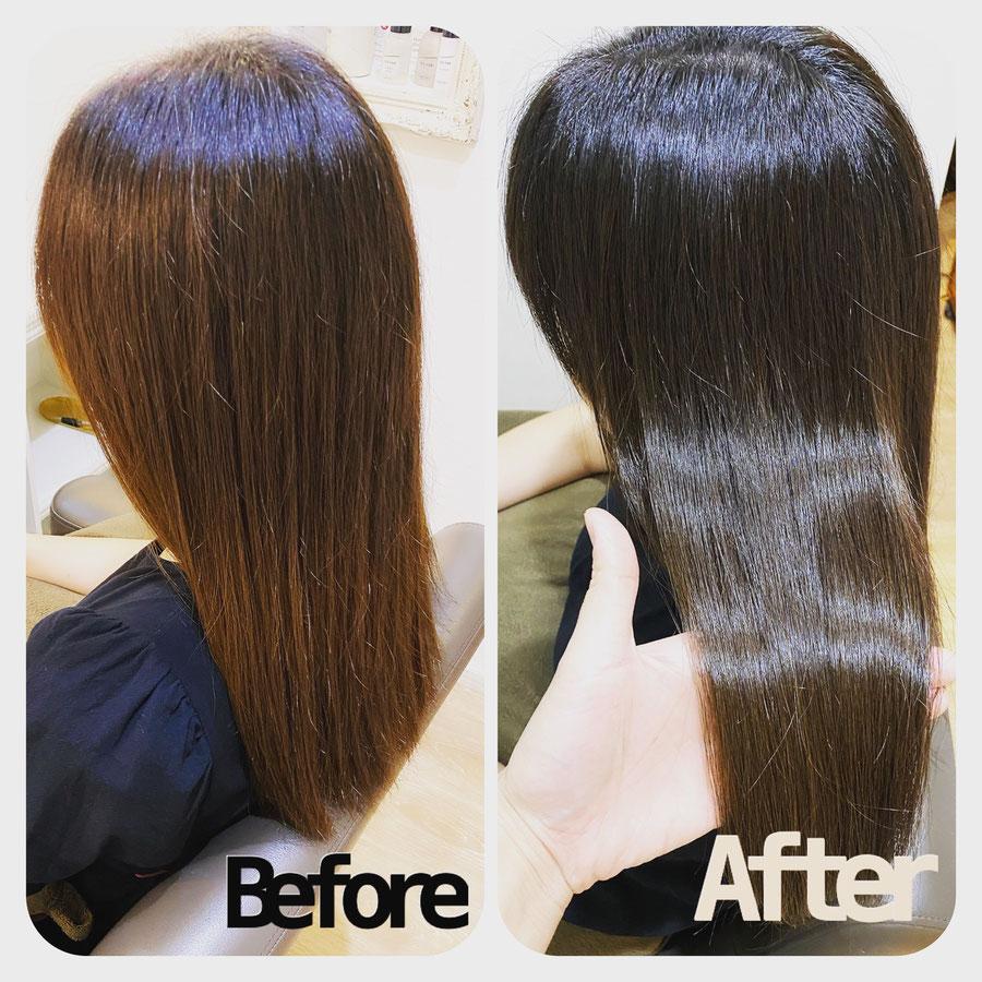 群馬県高崎市の髪質改善美容室ロリポップ