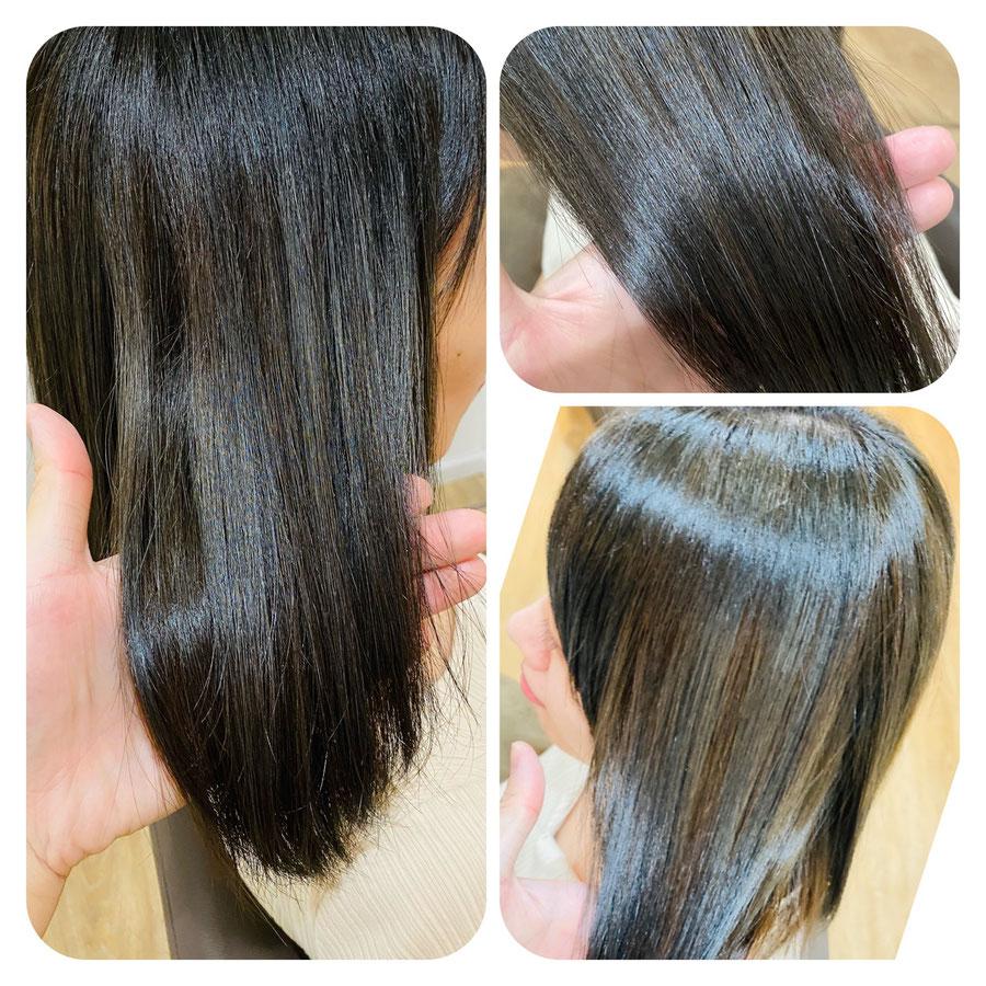 群馬の髪質改善ヘアサロン