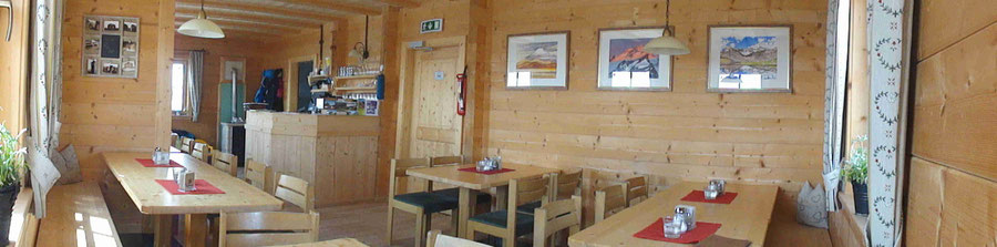 Gaststube Brunnenkogelhaus