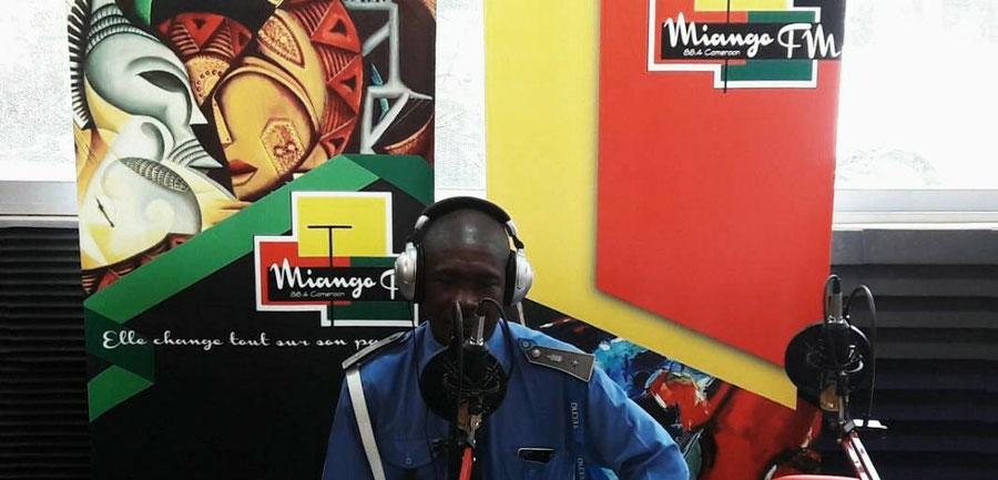 Emission l'Animateur du jour sur Miango FM
