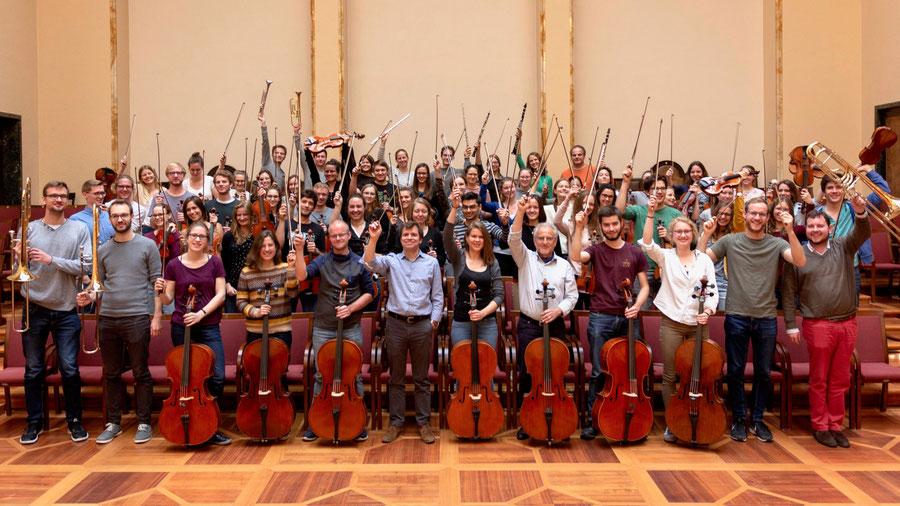 Foto(c)Akademisches Orchester