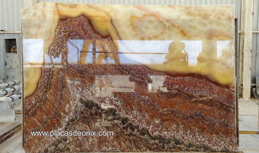 laminas de onix, placas de onix, precios de laminas de onix, venta de placas de onix, laminas de onix rojo, laminas de onix efecto mariposa