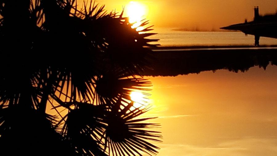 Hafen Xanten Urlaub wie im Süden