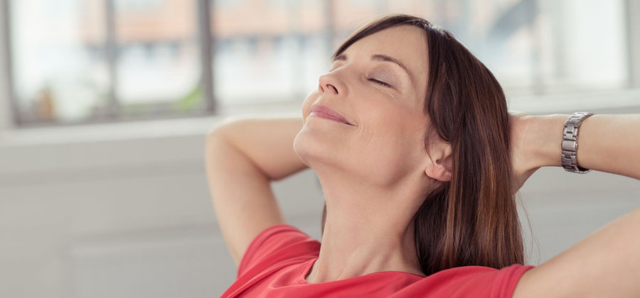 Entspannung hilft bei Angst vor dem Zahnarzt