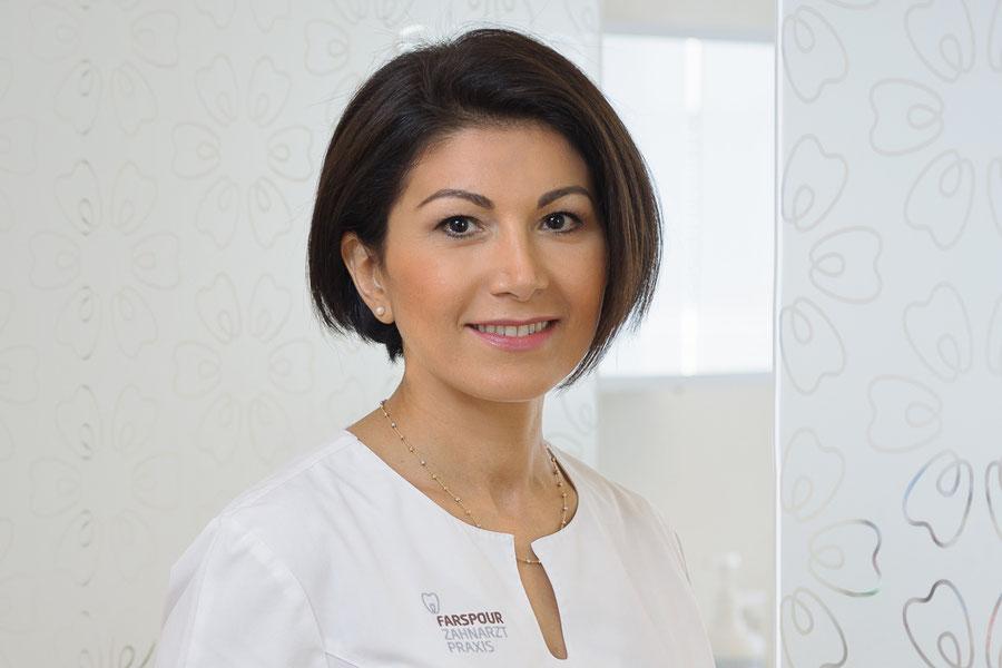 Dr. med. dent. Bita Farspour
