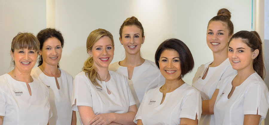 The team of Dr. med. dent. Farspour in Pfäffikon SZ / Dentist SSO