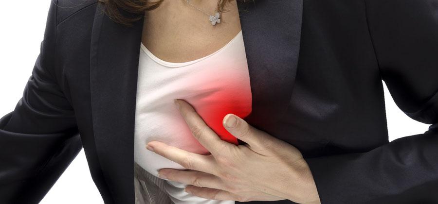 Herzinfarkt und Schlaganfall wegen Karies