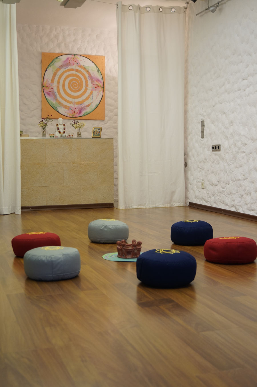 Yoga Faszientraining Meditation Seminarraum Höhenkirchen
