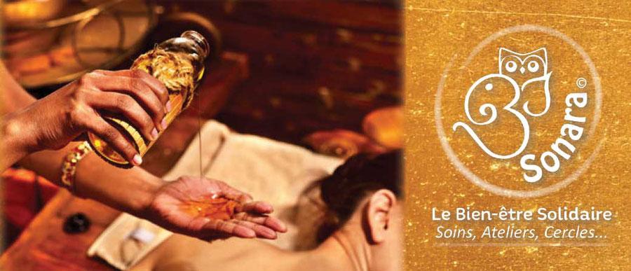 Sandra Baujard - soins ayurvédiques, massage, relaxation - annuaire via energetica - Tours 37