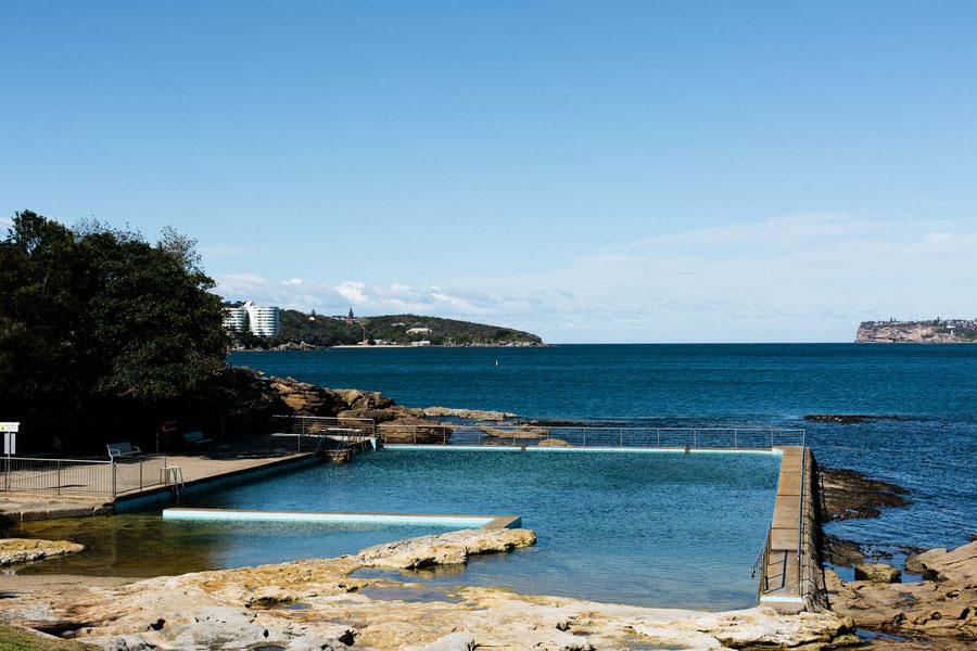 Meerespoole, Ich bin wohl nicht die einzige die sich vor Haien fürchtet, Sydney, Australien
