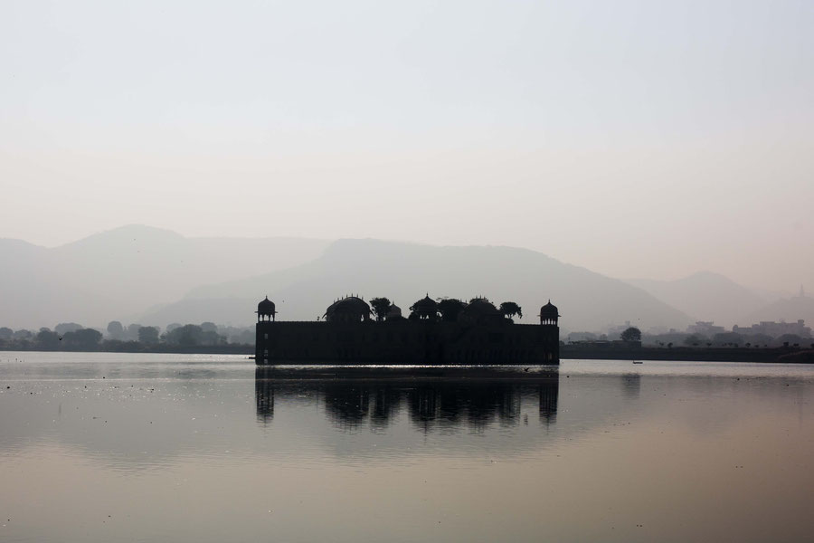 Water fortress, Jaipur, India