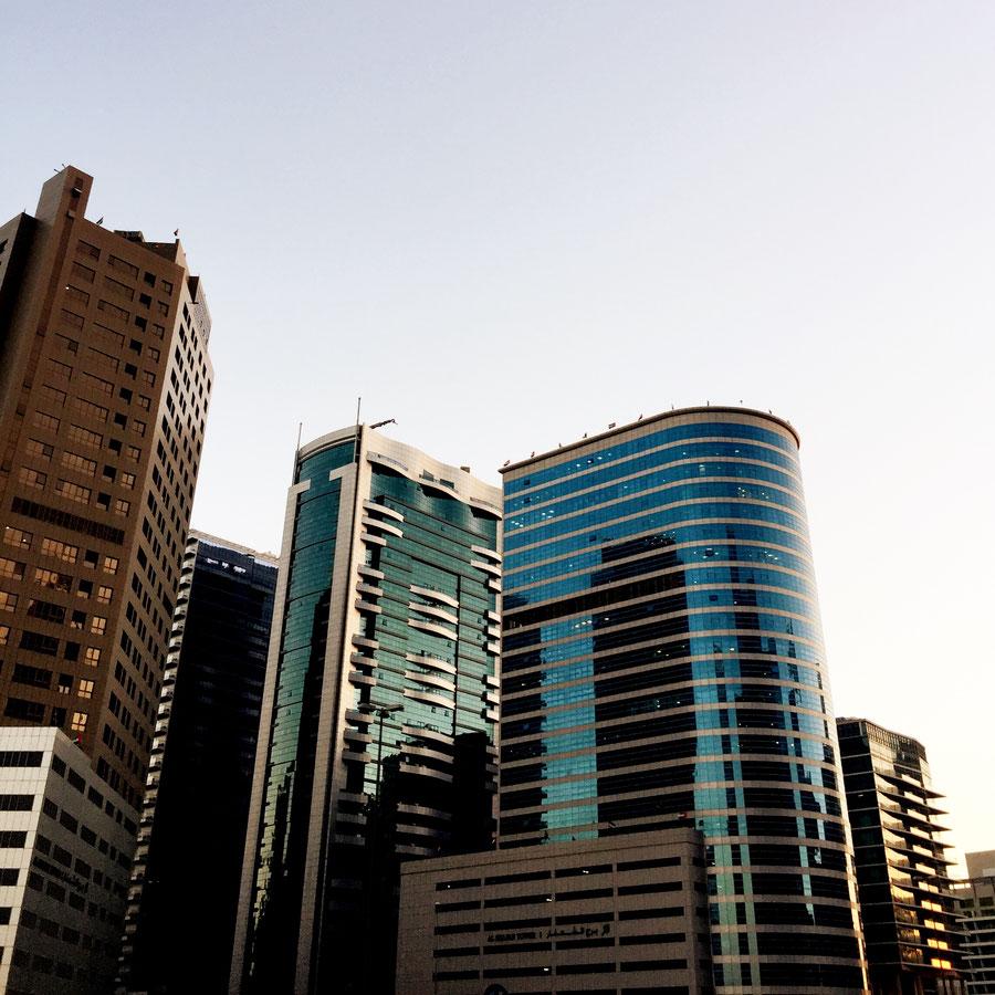Dubais Stolz, Vereinigte Arabische Emirate