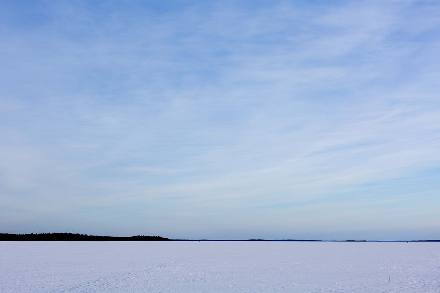 The lake, Tampere, Finland