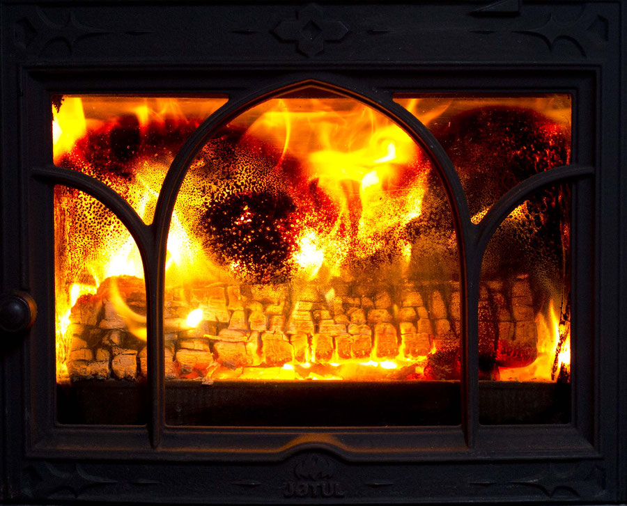 Loving the fireplace. There is nothing like it. Estonia
