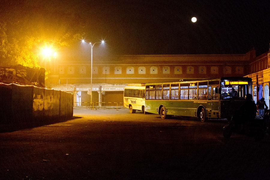 Im Gewirr der Straßen, Jaipur, Indien