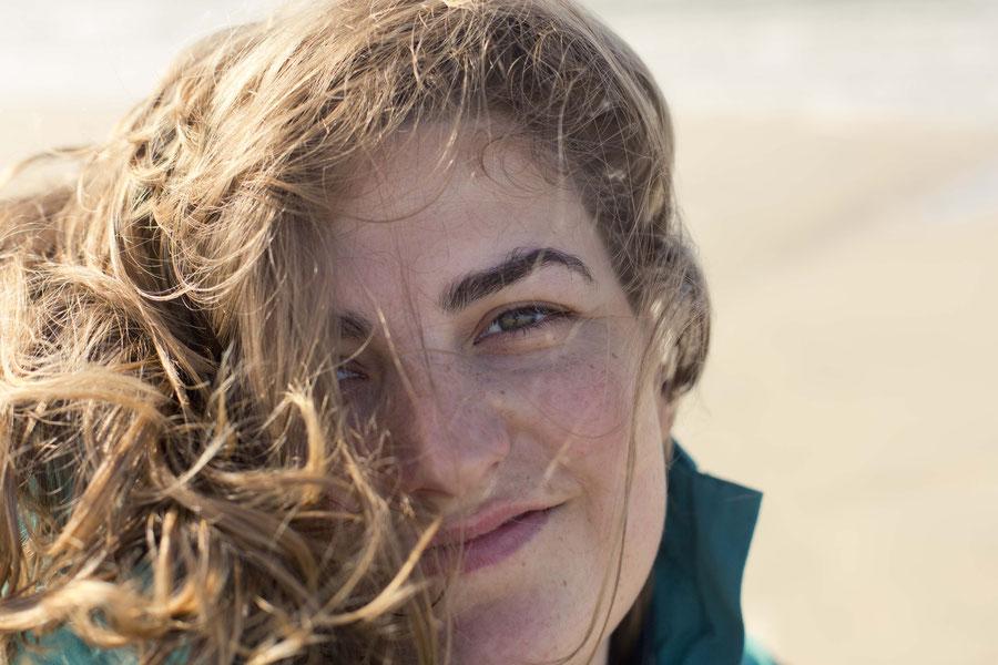 Isabelle Winkler, Selbstporträt