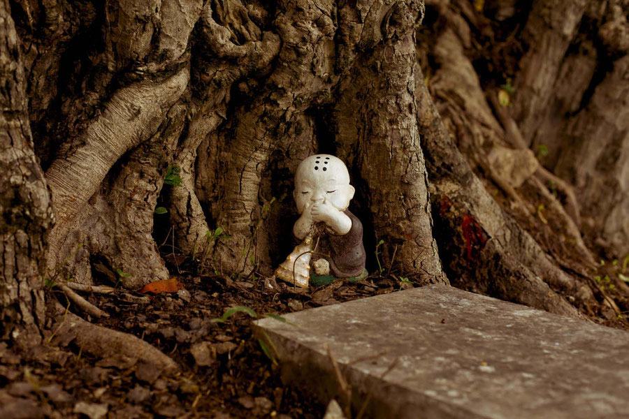 Mini Buddha, Sukhothai, Thailand