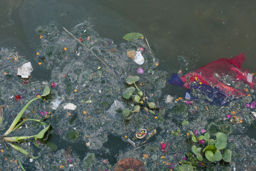 Die Realität, Varanasi, Indien