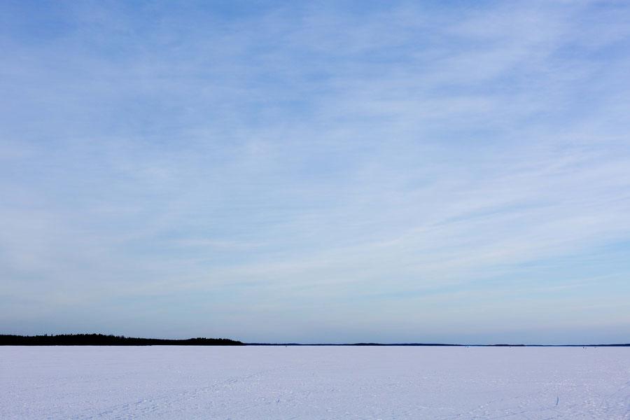 Der Näsijärvi, Tampere, Finnland
