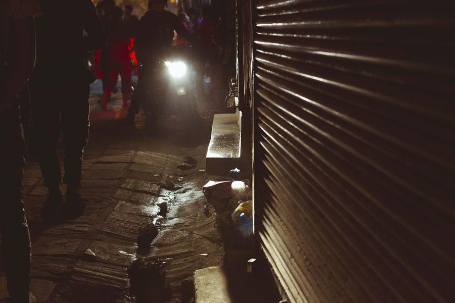 Thamle nightlife, Kathmandu, Nepal