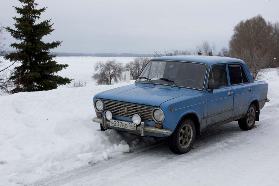 Die schönsten Autos, Samara, Russland