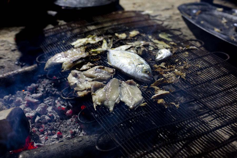 Abendessen, Persischer Golf, Iran