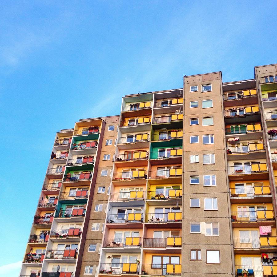 High-rise in Swinouscjie