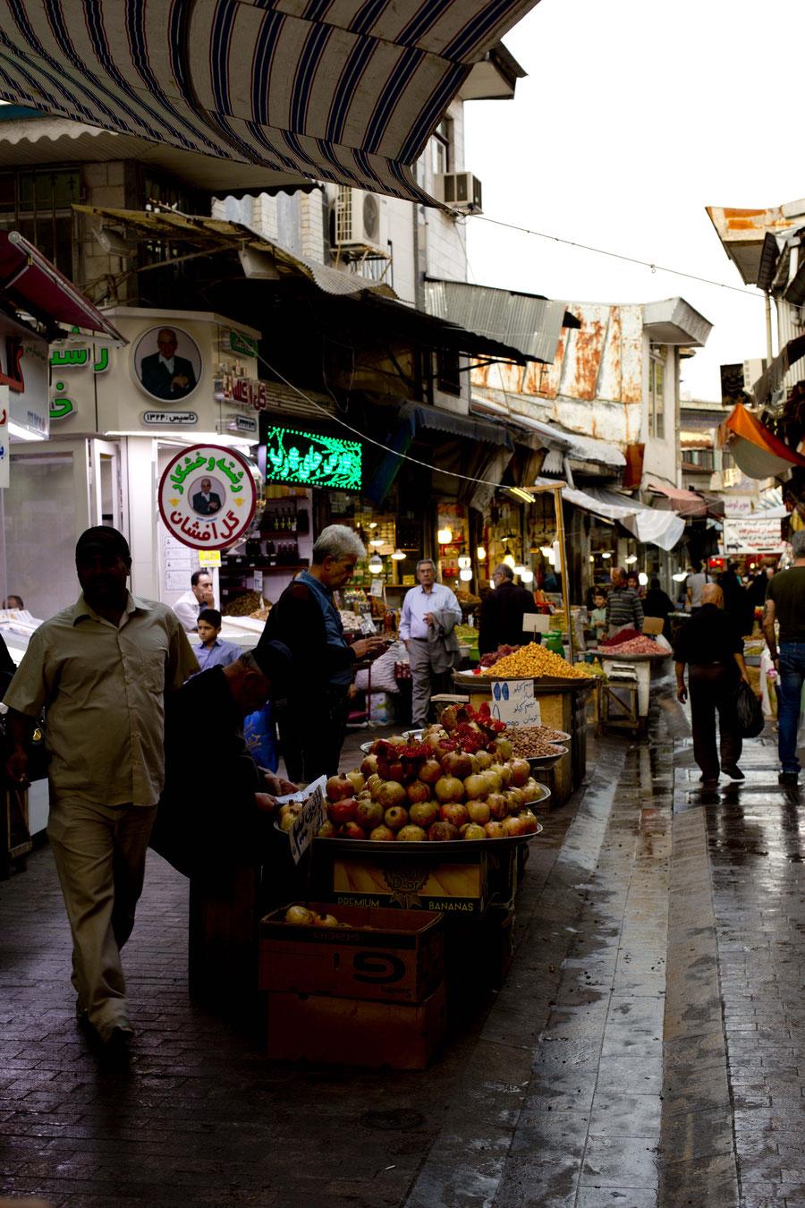 Bazaar, Rasht, Iran