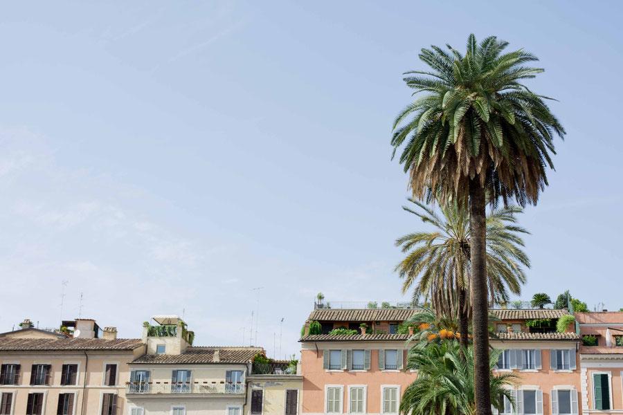 Piazza di Spagna, Rom, Italien