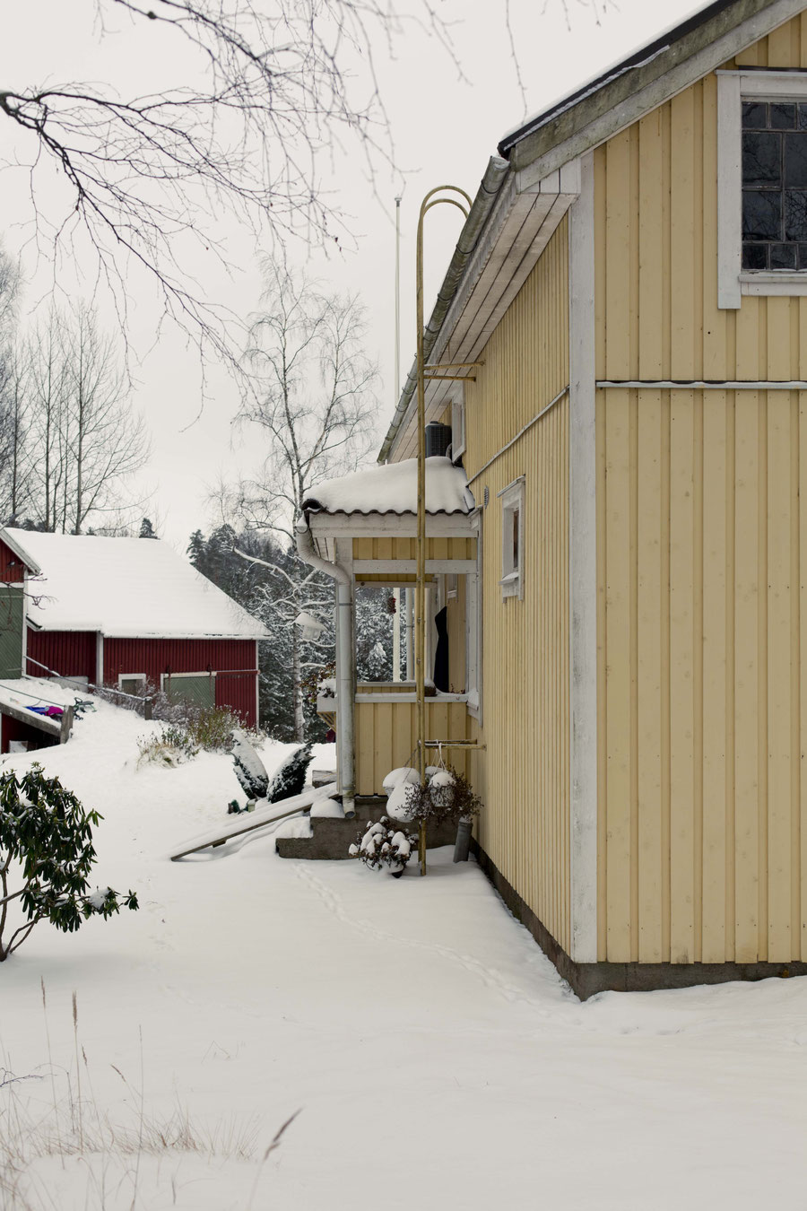 The finnish family home with stables, Vantaa, Finland