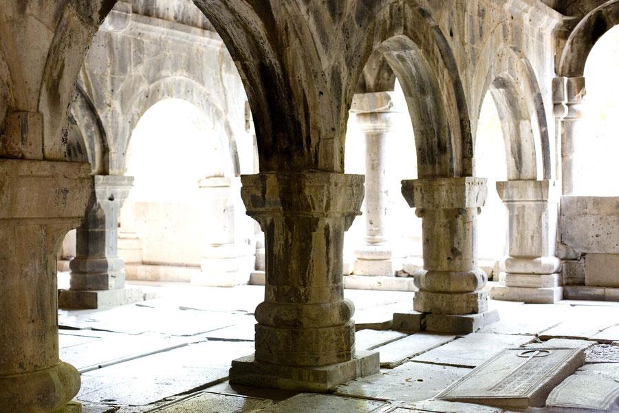 Kloster Sanahin, Kirchvorraum, Alaverdi