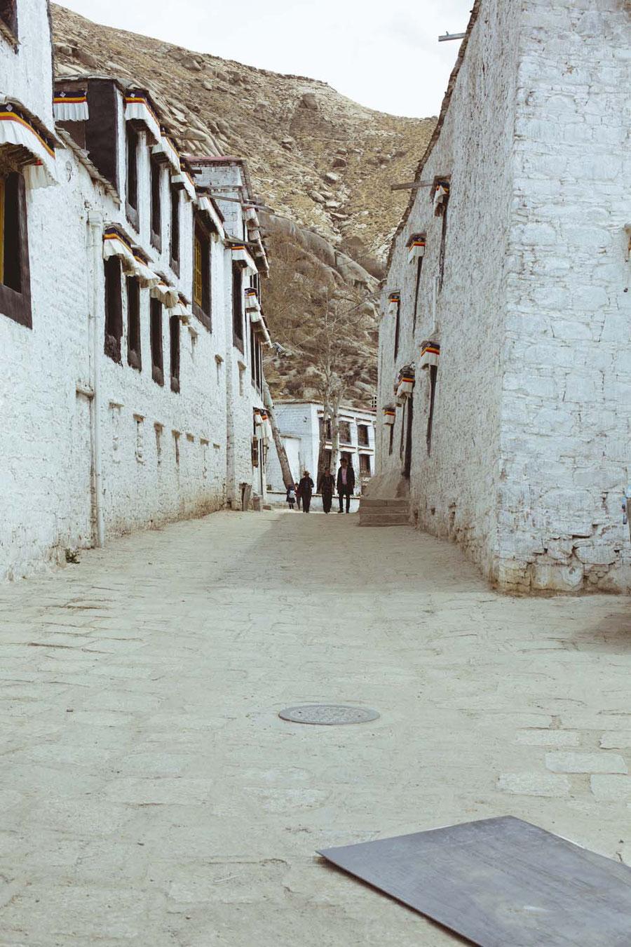 Sera Monastery, on the outskirts of Lhasa, Tibet, China