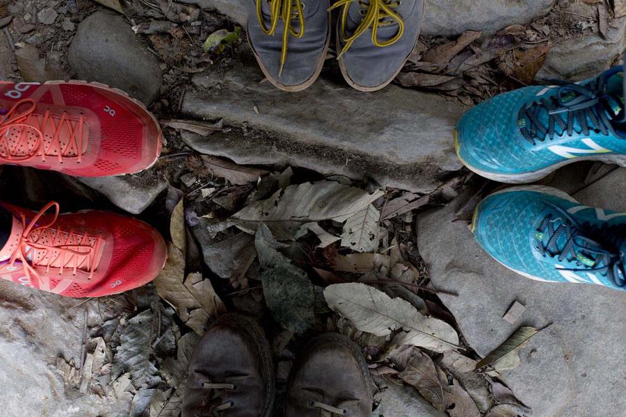 Meine Mädels aus Pokhara (Nepal) habe ich im Text gar nicht erwähnt, aber die gehören auch dazu. ;-)