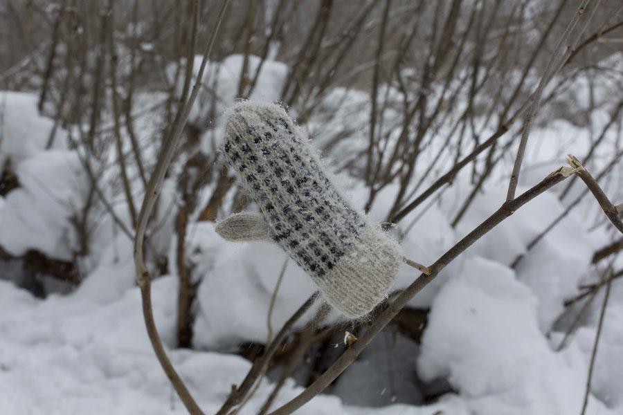 Handschuh, Samara, Russland