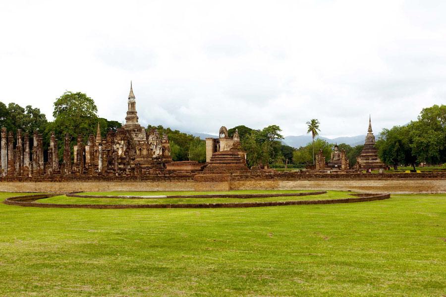 Schön aber was? Sukhothai, Thailand