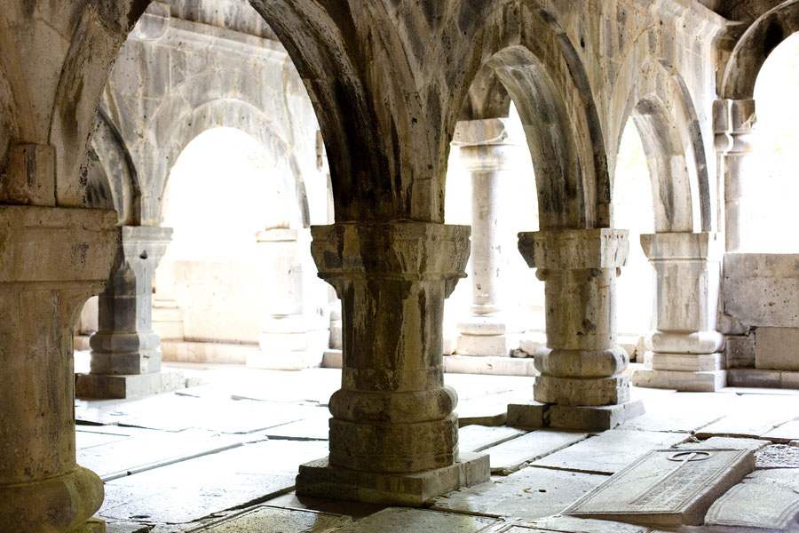 Sanahin monestary, Alaverdi, Armenia