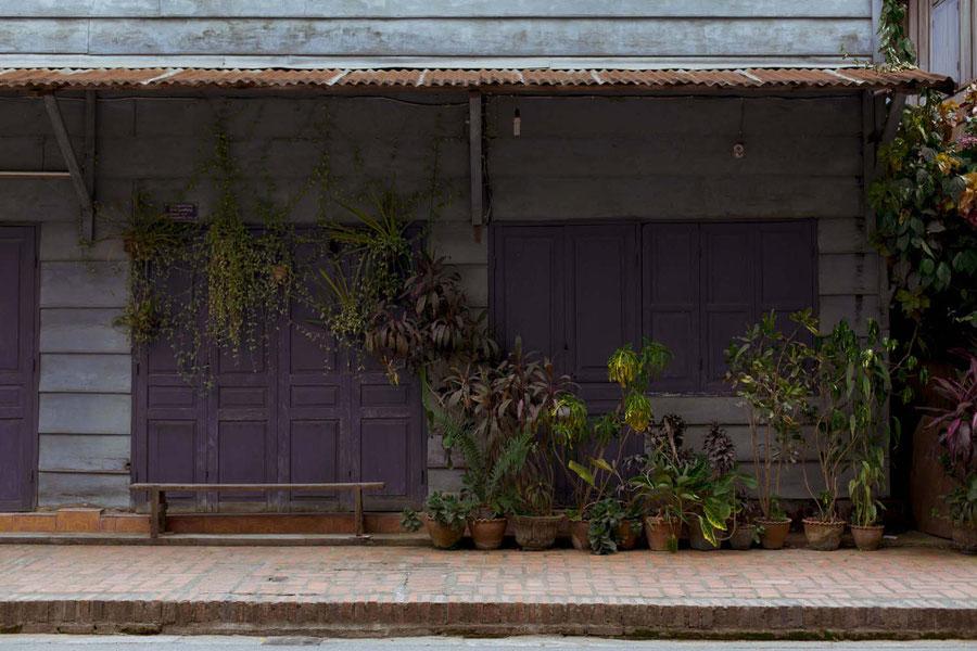 Holzhäuser zum verweilen, Luang Prabang, Laos